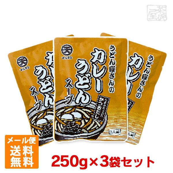 うどん屋さんのカレーうどんスープ 250g