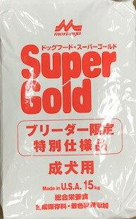 スーパーゴールド チキンプラス 成犬用 15kg