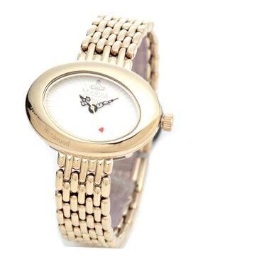 Vivienne Westwood(ヴィヴィアンウエストウッド) レディース腕時計 ブランド オーブ VV014WHGD