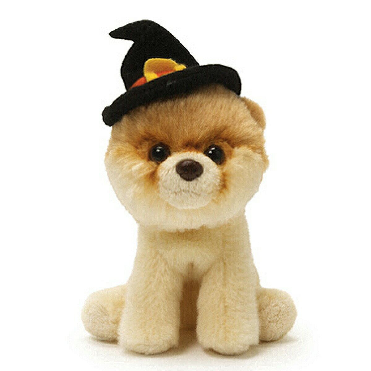 ガンド GUND Boo ハロウィン 4036170 魔女 帽子 ポメラニアン ぬいぐるみ 犬 グッズ いぬ Dog 人形 キッズ ベビー おもちゃ ギフト プレゼント 新品