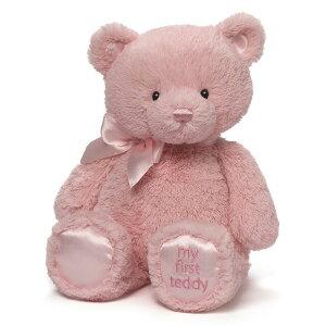 ガンド GUND マイ 1st テディベア ピンク M 4043975 ぬいぐるみ テディベア グッズ くま 熊 人形 キッズ ベビー おもちゃ ギフト プレゼント 新品