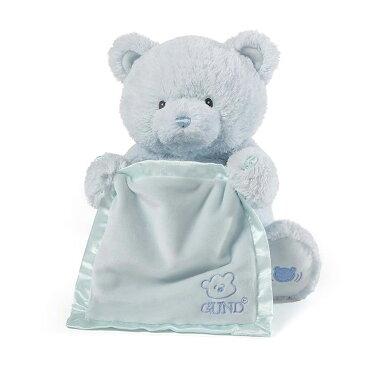 ガンド GUND マイ 1st テディ ピーカーブーベア ブルー 4059953 いないいないばあ ぬいぐるみ テディベア グッズ くま 熊 人形 キッズ ベビー おもちゃ ギフト プレゼント 新品