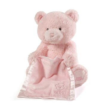 ガンド GUND マイ 1st テディ ピーカーブーベア ピンク 4059954 いないいないばあ ぬいぐるみ テディベア グッズ くま 熊 人形 キッズ ベビー おもちゃ ギフト プレゼント 新品