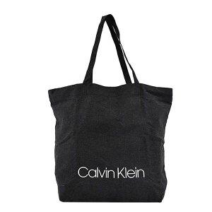 カルバンクライン Calvin Klein CK バッグ 638950045613 ロゴ トートバッグ ショルダーバッグ BLACK グレーブラック系