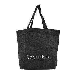カルバンクライン Calvin Klein CK バッグ 638950901339 ロゴ トートバッグ ショルダーバッグ BLACK グレーブラック系