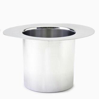凱特黑桃餐具kate spade TWO OF A KIND ICE BUCKET冰桶冰桶銀子024988045 160