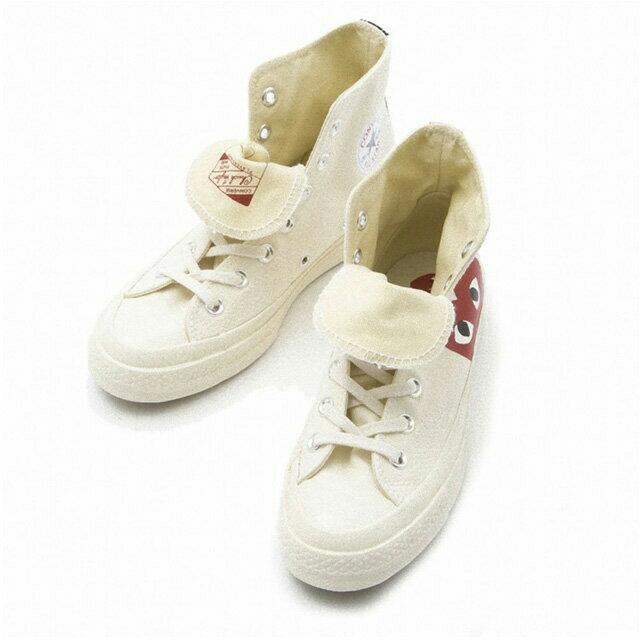 レディース靴, スニーカー  COMME des GARCONS AZ-K112 Play CONVERSE 40