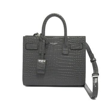サンローラン SAINT LAURENT 392035 DND1N 1112 Classic Nano Sac De Jour handbag ハンドバッグ STORM グレー ショルダーバッグ レディース 女性 プレゼント ギフト お出かけ 新品