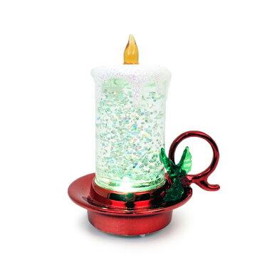 GTS ミニバディー キャンドルスタンド レッド GTSX210R クリスマス ろうそく ランプ 卓上ライト 飾り 照明 オーナメント リビング 寝室 イルミネーションライト 室内用 プレゼント ギフト 新品