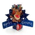 クリスマスポストカード!仕掛け付きのおしゃれなデザインのおすすめは?