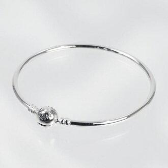 潘朵拉潘朵拉手鏈手鐲女士銀時刻銀手鐲飾品 590713-19