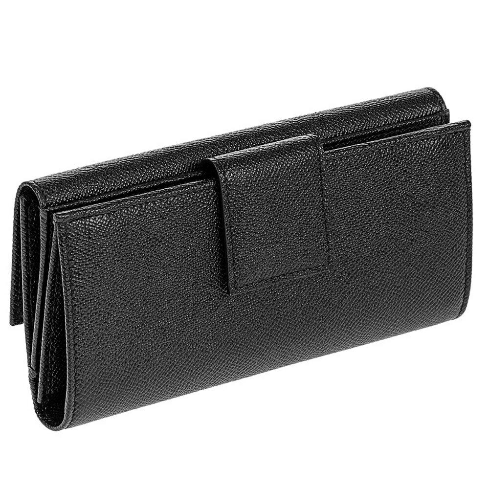 ブルガリ BVLGARI 財布 長財布 二つ折り長財布 30416 ブルガリブルガリ ロゴクリップ BLACK ブラック