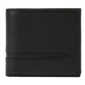 ブルガリ BVLGARI 財布 二つ折り財布 折りたたみ メンズ 36964 OCTO オクト BLACK ブラック