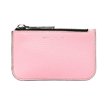 マークジェイコブス MARC JACOBS M0008459-683 Gotham Key Pouch ゴッサム キーリング付 コインケース マルチポーチ Pink Fleur ピンクフルール