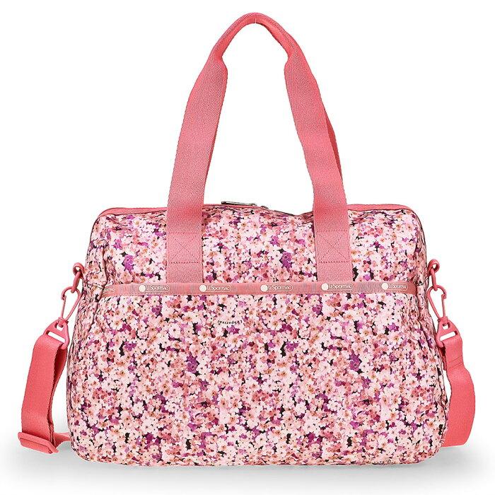 レスポートサック LeSportsac バッグ ショルダーバッグ ボストンバッグ 3356 E149 HARPER BAG ハーパーバッグ MOON SHADOW ROSE 花柄 ピンク系マルチ