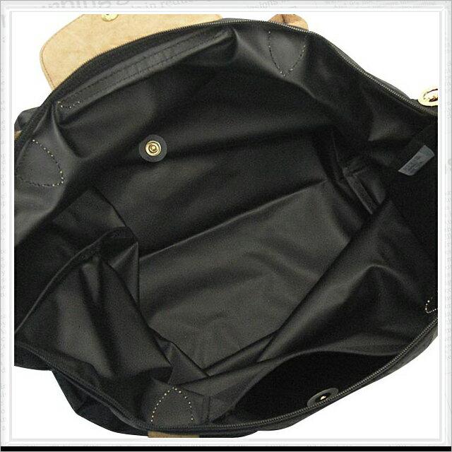 d15200db50cd ... 付き ショルダーバッグ レディース ハンドバッグ ブラック longchamp ルプリアージュ 革バッグ トートバック ブランド 商品  旅行バッグ エコバッグ 折りたたみ