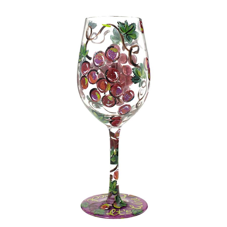 ロリータ LOLITA ワイングラス イッツ ワイン オクロック おしゃれ プレゼント ブランド 結婚祝い カラー 食器 引っ越し祝い お洒落な引っ越し祝い ユニークな引っ越し祝い 1人暮らし 退職祝い 女性 プチプレゼント 贈答品 お祝い 20代 30代 40代 50代 母の日 クリスマス