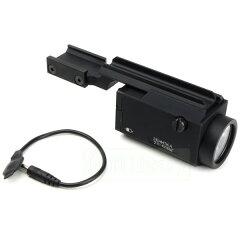 ZENIT 2P-KLESH タイプ ウエポンライト リモートスイッチ付属 BK