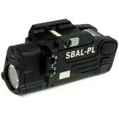 SBAL-PL タイプ ピストルライト BK