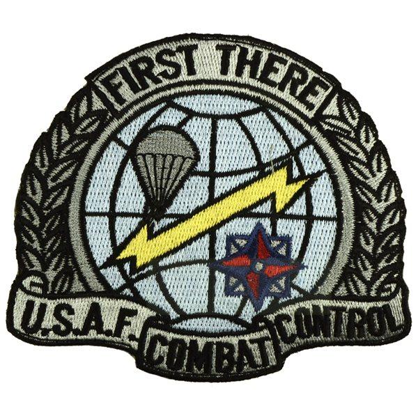 USAF作戦管制係 【Combat Controllers,CCT】精緻戦闘パッチ