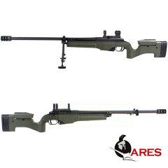 ARES SAKO TRG-42 ガス式 ボルトアクションスナイパーライフル OD