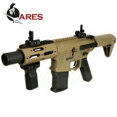 ARES AMOEBA AM-015 M4 CQC アサルトライフル 電動ガン DE