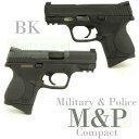 WE M&P コンパクト ガスブローバック ブラック