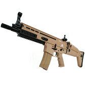 ★★サバゲー応援★★ Classic Army (クラシックアーミー) スポーツライン FN SCAR-L 電動ガン デザートカラー