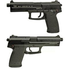KWA H&K MK23 US.SOCOM メタルスライド版 ガスブローバック