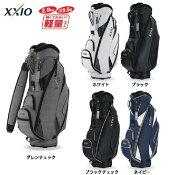 【ダンロップゼクシオ/DUNLOPXXIO】9.5型軽量キャディバッグGGC-X070