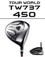 【本間ゴルフ/HONMA】ツアーワールドTOURWORLDTW737450ドライバー/VIZARDEX-Z65カーボンシャフト