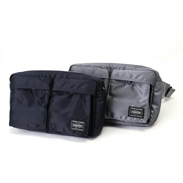 メンズバッグ, ボディバッグ・ウエストポーチ  PORTER TANKER 622-68723 waist bag body bag 622-08723