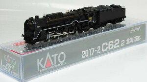 カトー C62 2 北海道形 2017-2