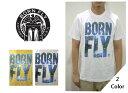 BORN FLY ボーンフライ SWICK TEE 半袖 Tシャツ