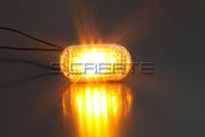 高輝度LED13連! 激安! ジムニー (JB23系) LEDサイドマーカー ウインカー TYPE3