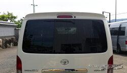 ハイエース200系ナローリアウイングホワイト058