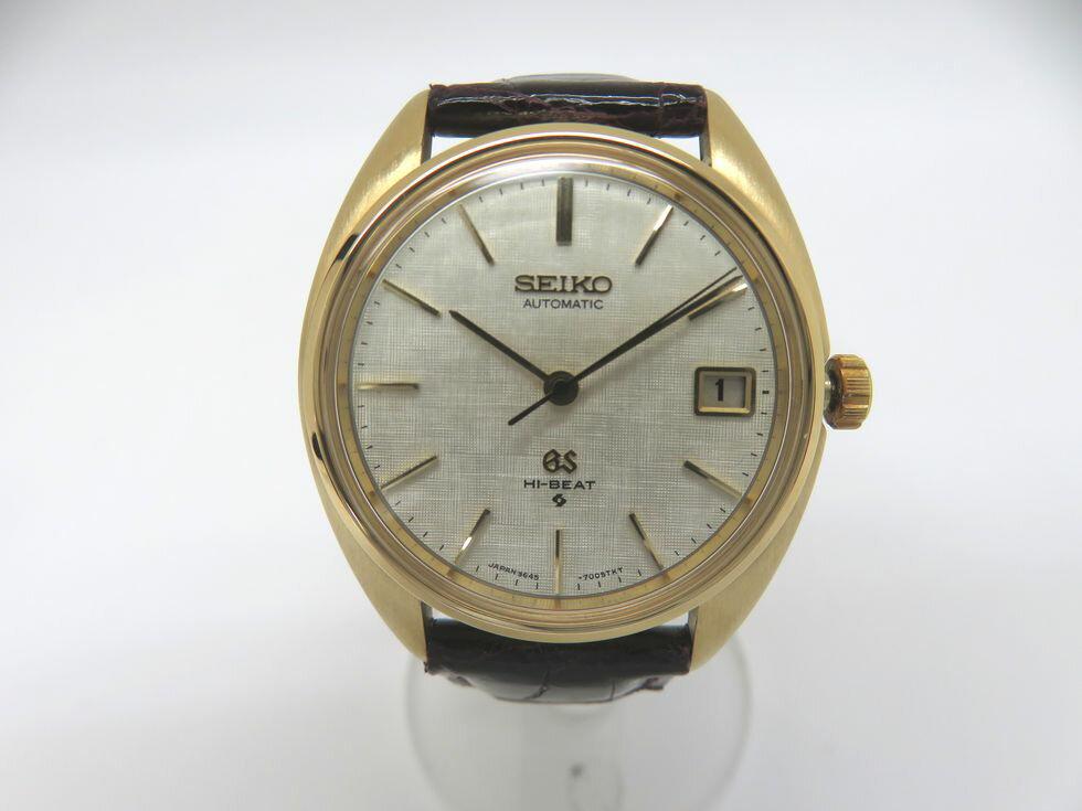 腕時計, メンズ腕時計  5646-7005 56GS(1970) K18YG ()