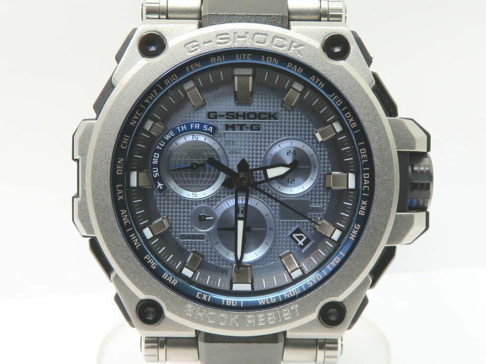 腕時計, メンズ腕時計  MTG-G1000RS-2AJF G-SHOCK MT-G GPS SS