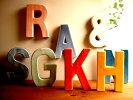 アンティーク風ウッデンレターナンバーホワイト雑貨通販【RCP】置物オブジェローマ字数字アルファベットイニシャル