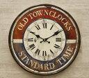 ヨーロッパ蚤の市で見つけたような時計アンティークエンボスクロック 新築祝いギフト贈り物に...