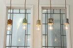 玄関個室キッチンカウンターに♪アンティーク調1灯ペンダントランプDAVIDペンダントライト照明雑貨通販