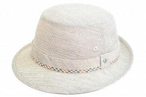 涼しいメッシュハット DAKS ダックス アルペン D2974 キナリ 帽子 メンズ 紳士 ハット 中折 ファッション オシャレ 涼しい帽子 コットン UVケア 日除け 紫外線カット 送料無料 日本製 プレゼント ネット通販 春夏