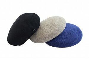 シンプルな定番ベレー帽♪ベレー帽ベレーDAKSダックスD9357ネイビー紺帽子レディース婦人画家絵描きさんファッションオシャレカジュアルシンプルウール100%暖かい帽子防寒対策日本製送料無料ネット通販秋冬