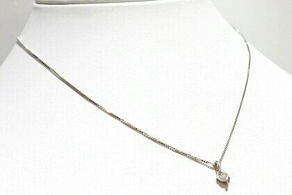 あなたのお好みに応えます【0.3ctセミオーダーダイヤモンドペンダントネックレス】ハート&キューピッド使用 sq7532n★