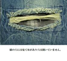 刺繍ジーンズメンズスカル/ドクロ大きいサイズ/ビッグサイズジーパンストレートデニムパンツボトムス