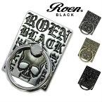 ROEN/ロエンスマホリングドクロスカルリングおしゃれスマホスタンドROSR101-104