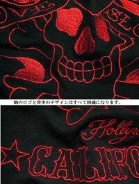 EDHARDYエドハーディー半袖Tシャツメンズ2018刺繍/ラブキルドクロスカルブラック/ホワイト3カラーM-XL