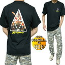 HUF/ハフ ゴジラ コラボ Tシャツ メンズ 半袖 Godzilla デストロ