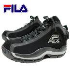 FILAフィラスニーカーパッチワークシューズ/靴メンズバッシュハイカットグラントヒル2ホワイトブランド大きいサイズF0628