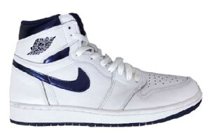 NIKE AIR JORDAN 1 RETRO HIGH OG(メタリックネイビー)☆5/26…